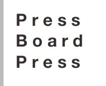 PressBoardPress logo